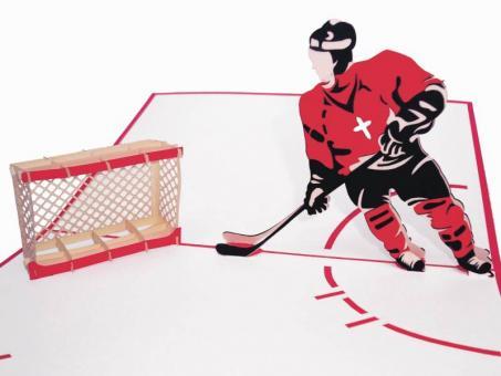 Eishockey Spieler 1