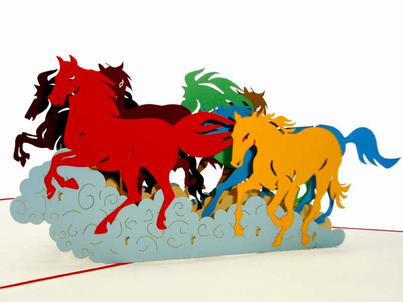 Banner 8 Pferdeherde